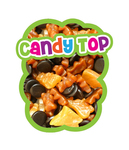 Candy top gemengde apothekersdrop 400 gr