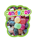 Candy top hoestmelange 400 gr