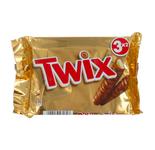Twix 3-pack ( 3 x 50 gram )