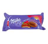 Milka choco jaffa raspberry 147 gram