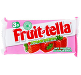 Fruittella strawberry 3-pack ( 3 x 41 gram )