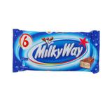 Milky way 6-pack ( 6 x 21.5 gram )