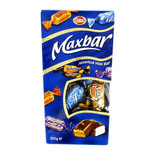 Maxbar assorted mini bar 200 gram