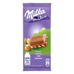 Milka hazelnoten 45 gr