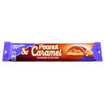 Milka bar peanut & caramel 37 gr