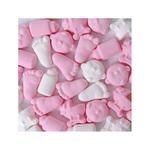 Babymix foam roze/wit 1 kg