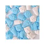 Babymix foam blauw/wit 1 kg