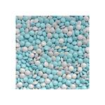 Mini chocoladedragees blauw-wit 900 gr