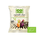 Go pure vegetable chips mixed bio 40 gr