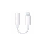 Apple lightning to 3.5mm headphone adapter
