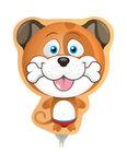 Mini folie ballon Dog