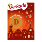 Verkade letter krokante karamel en zeezout 135 gram