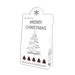 Voor jou merry christmas wit 100 gr