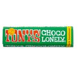 Tony's Chocolonely reep melk hazelnoot 47 gr