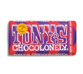 Tony's Chocolonely reep melk 32% stoofpeer 180 gr