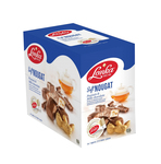 Lonka softnougat pinda melkchocolade 12 gr
