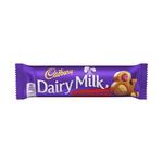 Cadbury dairy milk & nut 49 gr