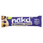 Nakd blueberry muffin low cal 26 gr