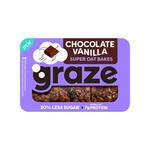 Graze chocolate vanille bar 53 gr