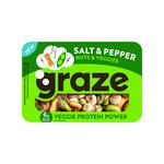 Graze salt & pepper punnet 28 gr