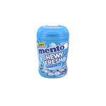 Mentos chewy & fresh peppermint potje 90 stuks 99 gr