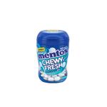 Mentos chewy & fresh euca menthol potje 90 stuks 99 gr