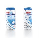 Mentos gum white always peppermint potje 30 stukjes 31.8 gr
