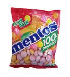 Mentos fruit zak 100 stuks 295 gr