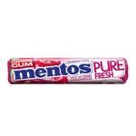 Mentos gum rol pure fresh cherry