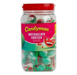 Candyman watermeloen knotsen