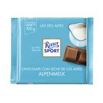 Ritter Sport alpenmelk 100 gr