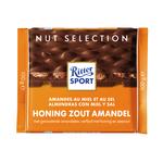 Ritter Sport honing zout amandel 100 gr
