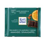 Ritter Sport amandel sinaasappel 100 gr