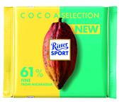 Ritter Sport 61% nicaragua fijn 100 gr