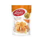 Lonka soft fudge caramel zakje 210 gr
