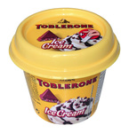 Toblerone ice cream cup 185 ml