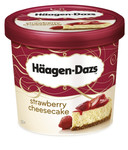 Haagen dazs strawberry cheesecake 100 ml