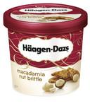 Haagen dazs macadamia nut britlle 100 ml