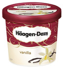Haagen dazs vanilla 100 ml