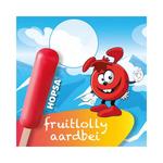 Domini hopsa fruitlolly aardbeien 40 ml