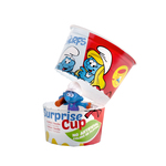 Domini smurfen surprie cup 100 ml