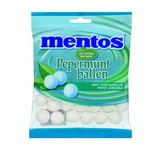 Mentos pepermuntballen 220 gr
