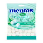 Mentos pepermuntballen zak 242 gr