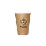 Meesterschap koffiebeker karton 180cc losse streng
