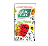 Tic tac T100 emotions
