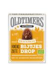 Oldtimers biologisch honing zoete bijtjes 180 gr