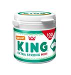 King pepermunt mini pot extra strong 100 gr 100 stuks