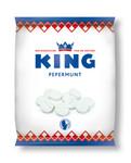 King pepermunt zak 200 gr