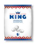 King pepermuntkussentjes zak 175 gr