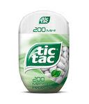 Tic tac T200 mint bottlepack 98 gr